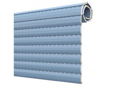 Obturador de aluminio aislado de densidad media AS 55 Pinto