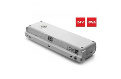 Actuador de cadena estándar ACK4 RWA 24V para sistemas de evacuación de humo y calor 1 Topp Push Point