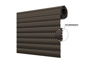 Contraventana PVC reforzada Kg 5/Mq Resistente Suela indeformable Pinto
