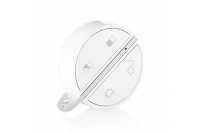 Somfy Protect Somfy Key Fob Badge Control remoto personal antirrobo