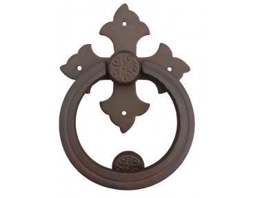 Volar cruz con anillo de Galbraith Hierro forjado