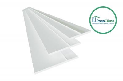 Tope para contramarco de ventanas PVC Teknica PosaClima