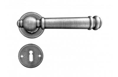 Manija de la puerta Bremen Galbraith con roseta y la boquilla