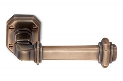 Manija de bronce Busiri para puerta ideal artística Made in Italy por Antologhia