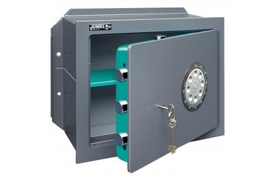 Serie segura Keycombi 48 Juwel en la pared de varios tamaños