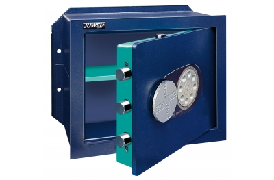 Caja de seguridad sin llave Serie 53 Juwel en la pared de varios tamaños