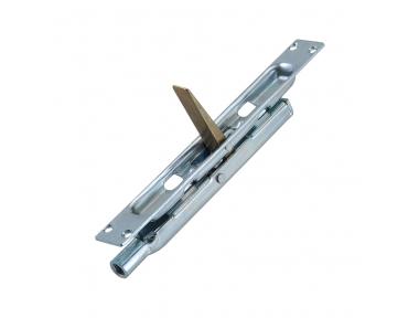 Un cerrojo con palanca de latón Cierre Sistema Combiarialdo