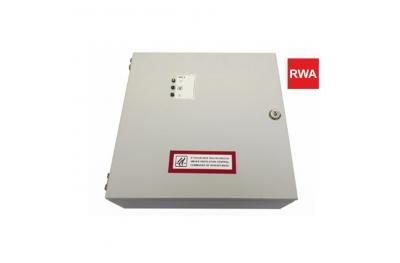 RWA RWZ 4-8d Unidad de control de 230V 50Hz para sistemas de evacuación de humo y calor para su uso con actuadores de cadena RWA Topp