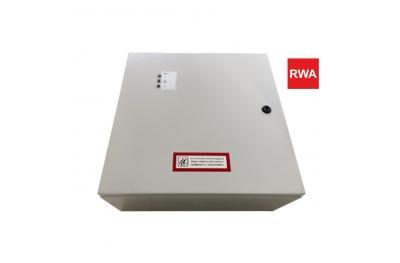 Unidad de control RWA RWZ 5-24e 230V 50Hz para sistemas de evacuación de humo y calor para uso con actuadores de cadena RWA Topp