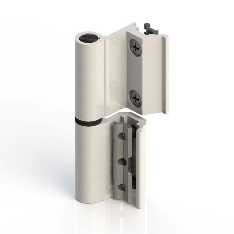 Bisagra de Flash Giesse Base Serie R de aluminio