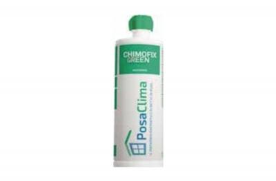 Resina verde Chimofix para la fijación estructural en invierno de la pared PosaClima