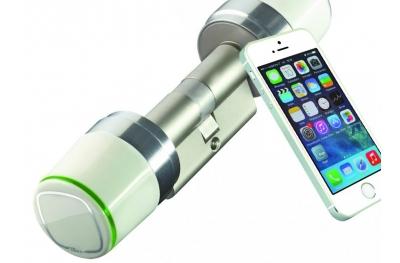 Libra cilindro Doble Premium jugador Argo App Iseo Apertura Con Smartphone