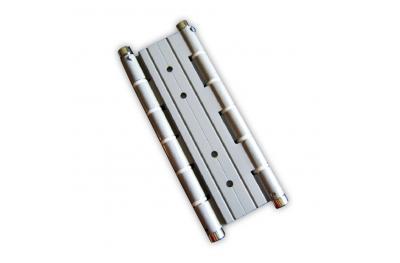 CMD120 Doble acción primavera bisagra capacidad 15Kg en aluminio Pettiti Giuseppe