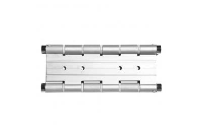 CMD180 doble acción primavera bisagra 20 kg de capacidad en aluminio Pettiti Giuseppe
