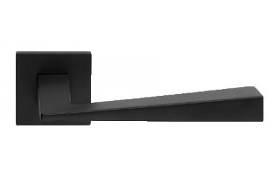 Cónico Zincral Basic Line Cali Matt Negro Par de asas en Rosetta
