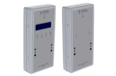 Contador de personas bidireccional Electrónico 59002 Serie contador de personas Opera