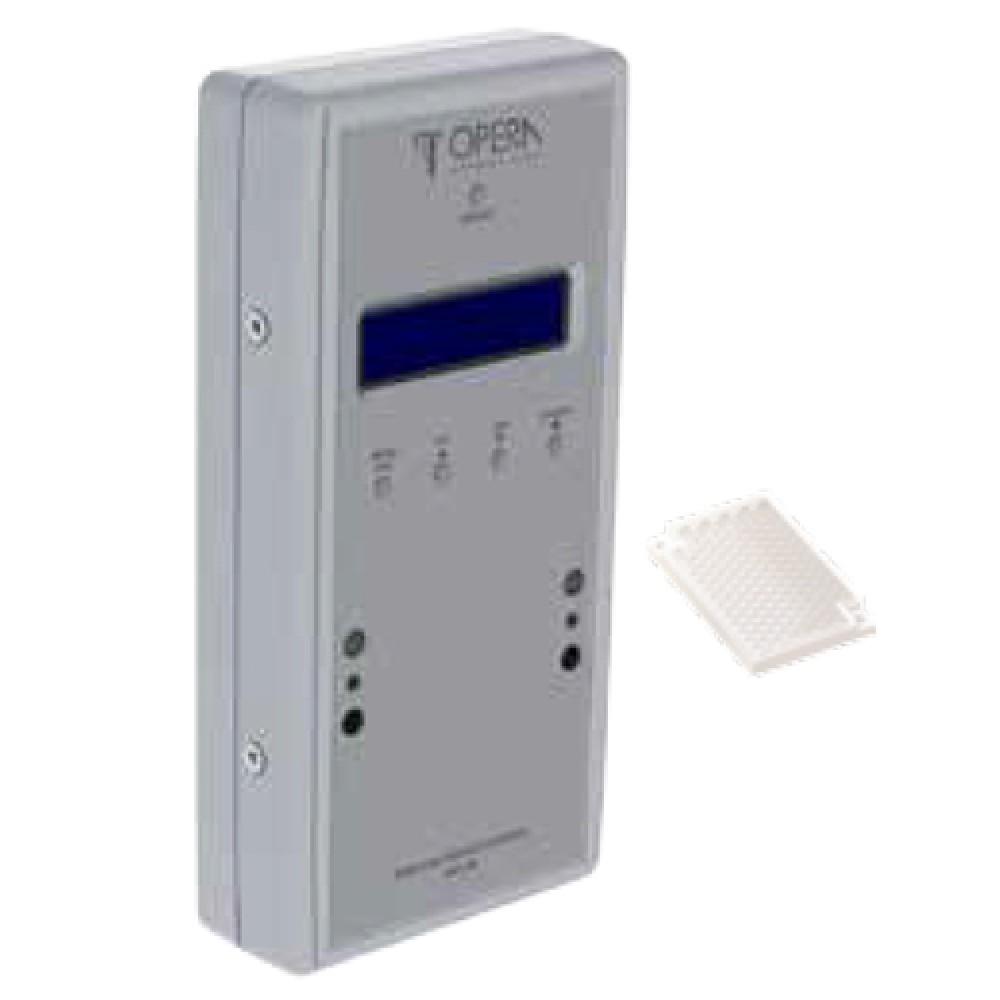Sistema interior para control de acceso biométrico 58200SA Serie Acceso Opera