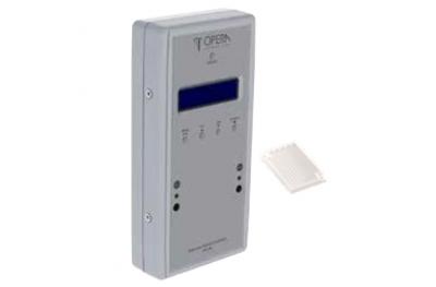 Contador de personas unidireccional Electrónico 59001 Serie contador de personas Opera