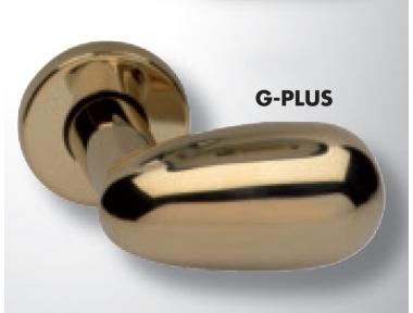 Par de manijas Ghidini Pigna Modelo G-PLUS M36 Rosette y respiraderos