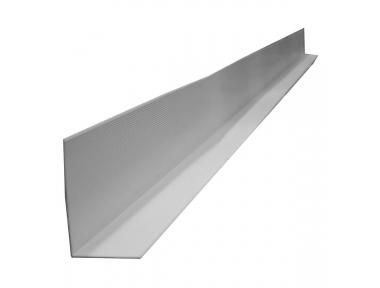 Architrave PVC Corner Bar 6mt varios tamaños y colores