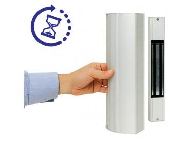 Electroimán Micro Security 150 Kg de acero 12500 Serie Seguridad en el Trabajo