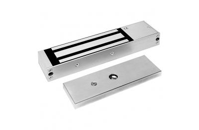 Maxi electroimán de seguridad 600 Kg de aluminio de la serie 13000 Seguridad en el Trabajo