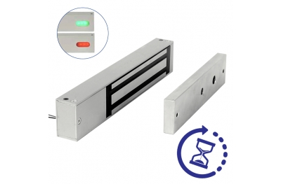 sensor LED del solenoide Mini Maxi y el temporizador 13700TDL Serie Seguridad en el Trabajo