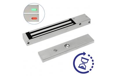 Sensor de Seguridad de solenoide mini LED y temporizadores 13700TD trabajo de la Colección Seguridad