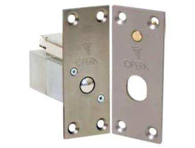 Magnética de seguridad electrónica integrada 21612 Quadra Serie Opera