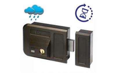 Bronce Llave eléctrica puertas y puertas Serie 28001 Puerta de bloqueo Opera