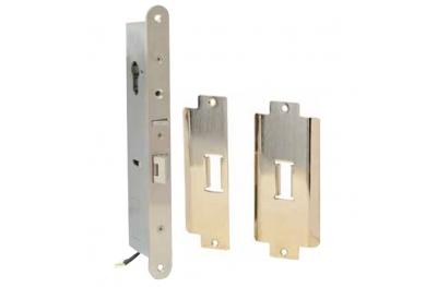 cerradura eléctrica para puertas con viento huelguistas 23000 Serie Opera oscilación