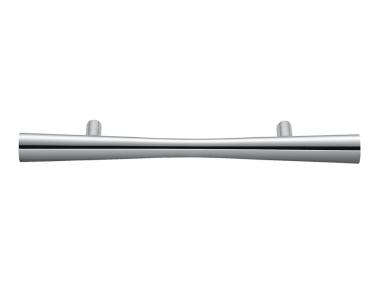 Tirador para muebles de cromo F104 de Bartoli para diseño de interiores por Formae