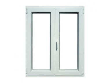 PVC ventana DK400 2 paradas en Open Door-Ribalta Der König