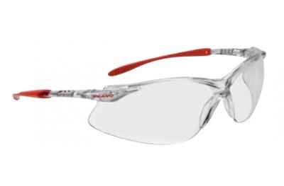 G17 Plano Gafas de protección con cristales antirrayados