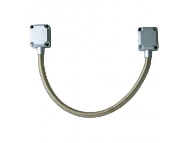Prensaestopa de metal GF45 450 mm para instalación en puertas y puertas automáticas CDVI