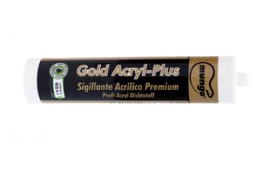 ACRYL-GOLD PLUS 310 ml Sellador acrílico de primera calidad asignada LEED® Mungo