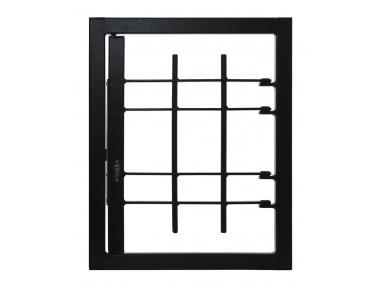 Grating Light 1 Puerta Sin marco Conjunta de Clase de Seguridad 3 Estándar Leon Aberturas