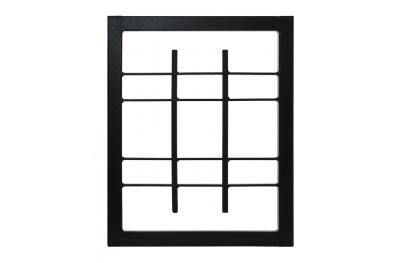 Grating Light Fijar marco de Clase de Seguridad 3 Estándar Leon Aberturas