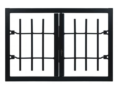 Rallar Fuerte 2 Ante Sin Conjunta de Clase de Seguridad 4 chasis estándar León Aberturas