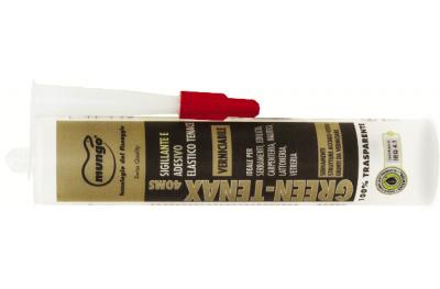 Verde Tenax 45 ms sellante adhesivo puede pintar de construcción Hojalatería Mungo