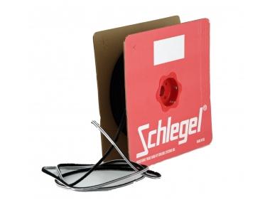 junta de cepillo Schlegel Polybond 6,9x11mm Sin Fin Negro rollo 200m