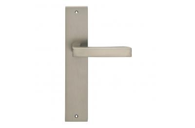 formas martillo Serie manera maneta placa de la puerta de Frosio Bartolo estilo minimalista