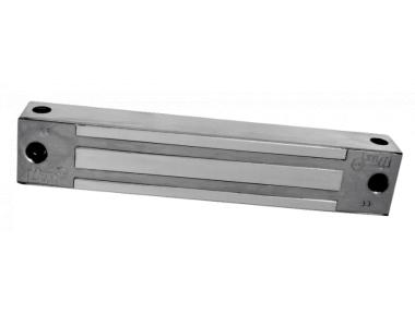 I180SR 180Kg Ventosas Electromagnéticas Externas de Acero Inoxidable 12/24V DC + Monitorizada CDVI