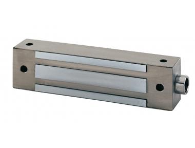 I500SR 500Kg Ventosas Electromagnéticas Externas de Acero Inoxidable 12/24V DC + Monitorizada CDVI