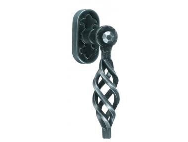 Manija Galbraith Londres Hammer DK Ventana de hierro forjado