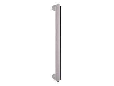 Manija Lund para puerta recta de diseño minimalista, hecha en Italia por Colombo Design