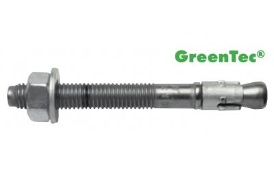 M2 de anclaje de los Certificados de acero Tecnología GreenTec Mungo