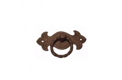 Manejar 033 Galbusera Muebles arte del hierro labrado con el anillo