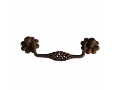 Tirador de mueble 046 Galbusera arte del hierro labrado