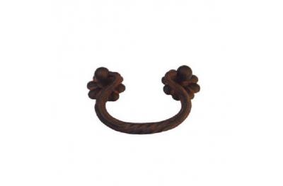 Tirador de mueble 047 Galbusera arte del hierro labrado